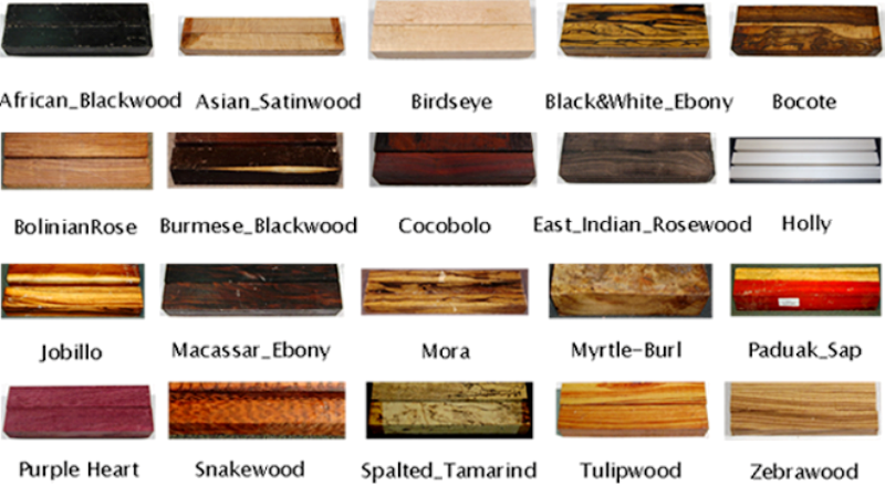 Names Of Exotic Wood Related Keywords Names Of Exotic