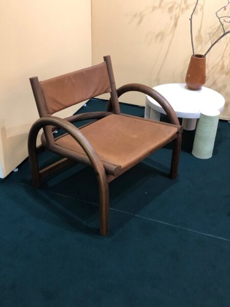 صندلی چوب گردو