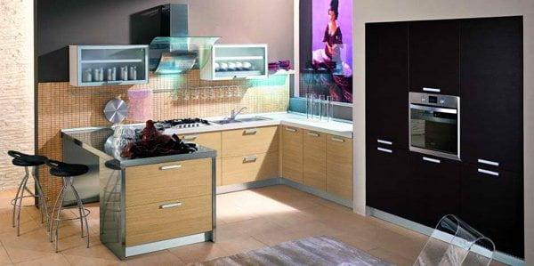 آشپزخانه به سبک الکسا