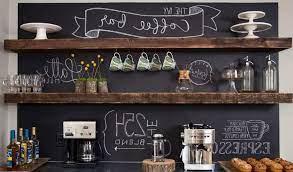 آشپزخانه به سبک کافه