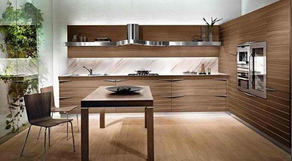 آشپزخانه زمان