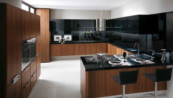 آشپزخانه سبک رفلکس