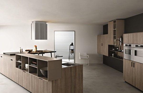 آشپزخانه سبک کورا