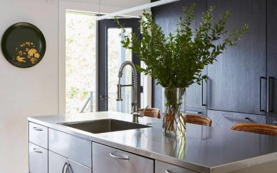 دکور چوبی آشپزخانه های کوچک برای استفاده بیشتر از خلاقیت خود