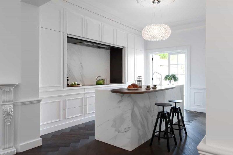 آشپزخانه و لوازم مخفی