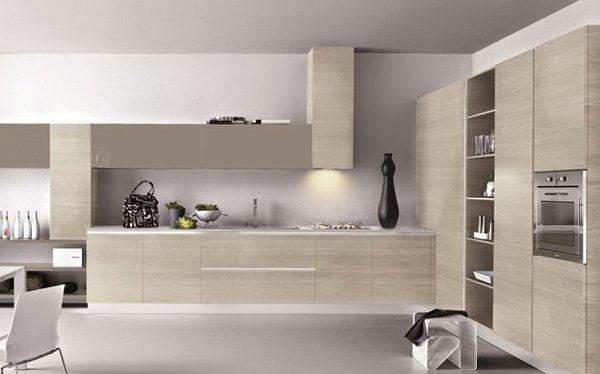 آشپزخانه چوبی فریدا