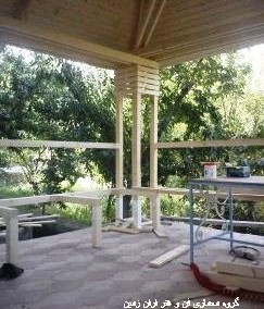 ساخت آلاچیق چوبی ، الاچیق ، لمبه چوبی ، رنگ نما ، ضد آب ساخت آلاچیق چوبی ، الاچیق ، لمبه چوبی ، رنگ نما ، ضد آب