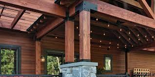 آلاچیق و پرگولا ساخته شده از چوب کاج
