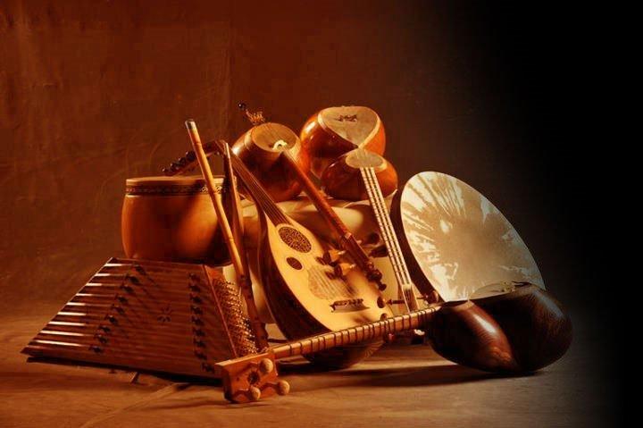 آلات موسیقی و صنایع چوبی