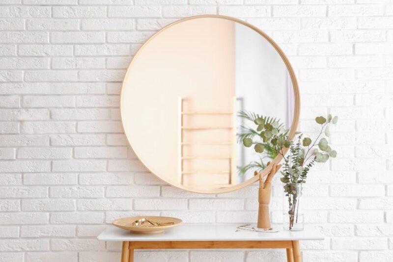 طراحی راهروها و انتخاب آینه در خانه