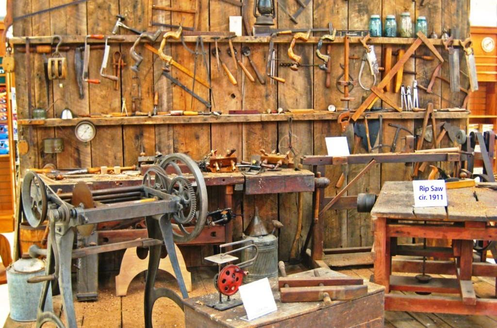 ابزار و وسایل قدیمی