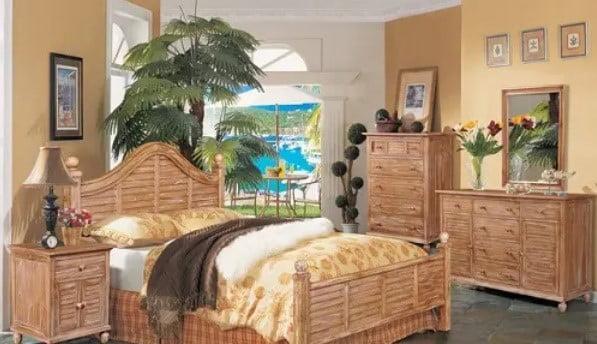 اتاق خواب تم ساحلی