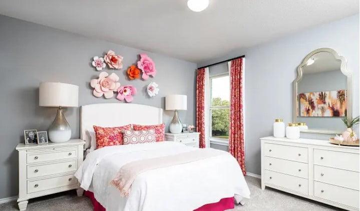 اتاق خواب زیبا برای زوج ها