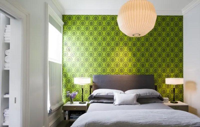 اتاق خواب طراحی شده