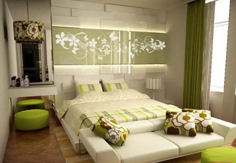 اتاق خواب عصر جدید