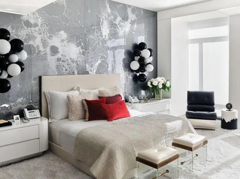 اتاق خواب فوق العاده مدرن