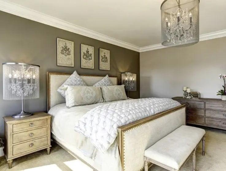 اتاق خواب قدیمی