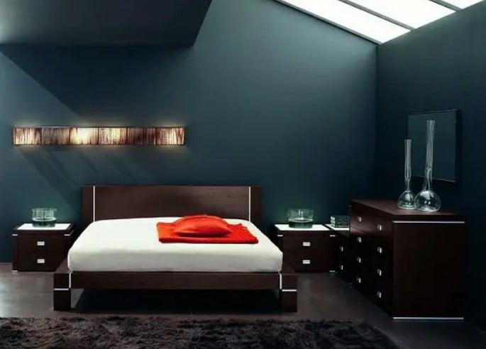 اتاق خواب مردانه