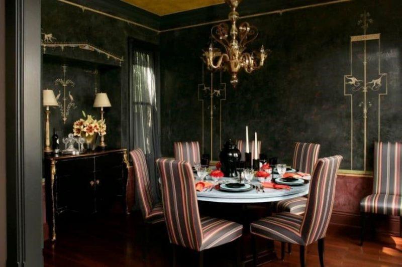 اتاق غذاخوری
