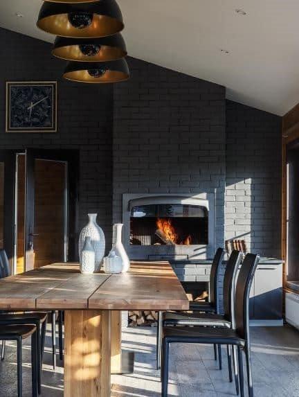 انواع اتاق غذا خوری چوبی که می تواند الهام بخش باشد