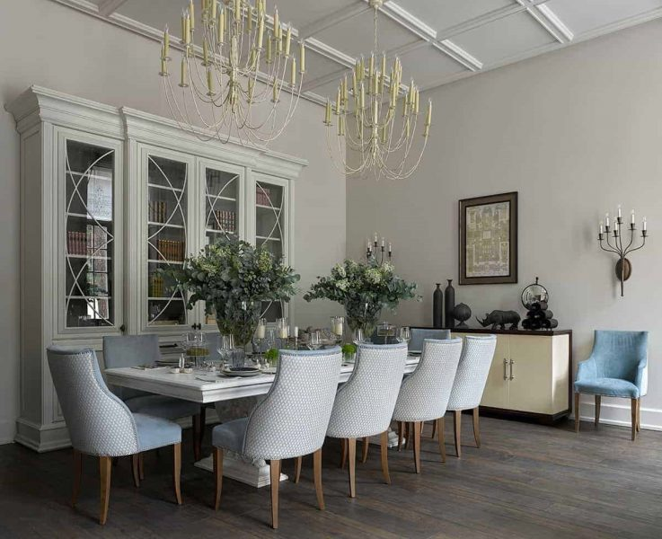 اتاق ناهار خوری سنتی