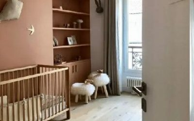 25 ایده زیبا برای دکوراسیون چوبی اتاق کودک
