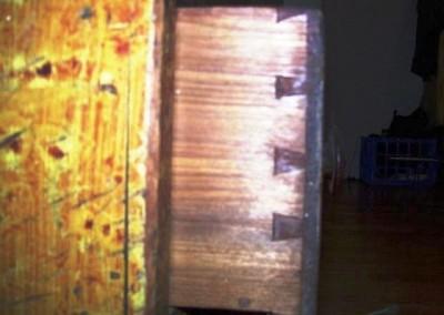 نمونه لمبه های چوبی ، سقف کاذب ، کفپوش و پارکت ، دیوارکوب