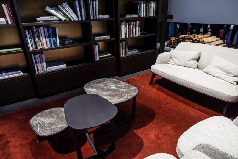 ارتفاع انواع میز جلو مبلی در اتاق نشیمن