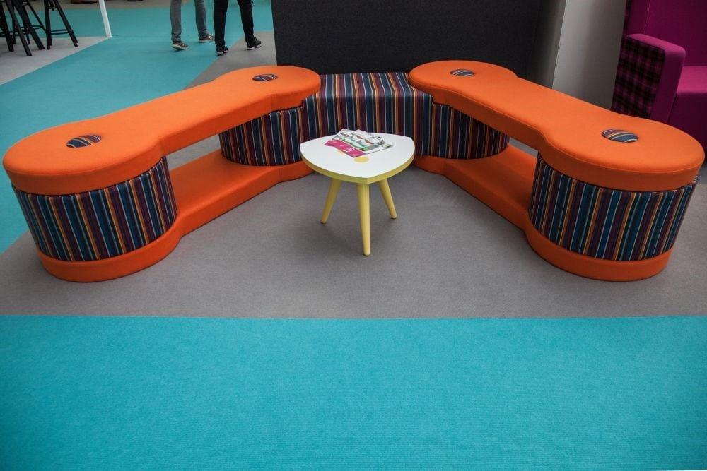 ارتفاع میز جلو مبلی در فضاهای مختلف چقدر باید باشد؟