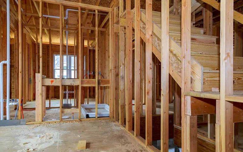 ارسال و پرتو خانه های چوبی