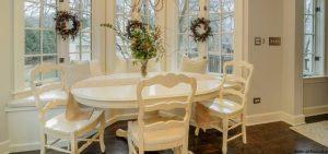 استاندارد ارتفاع میز