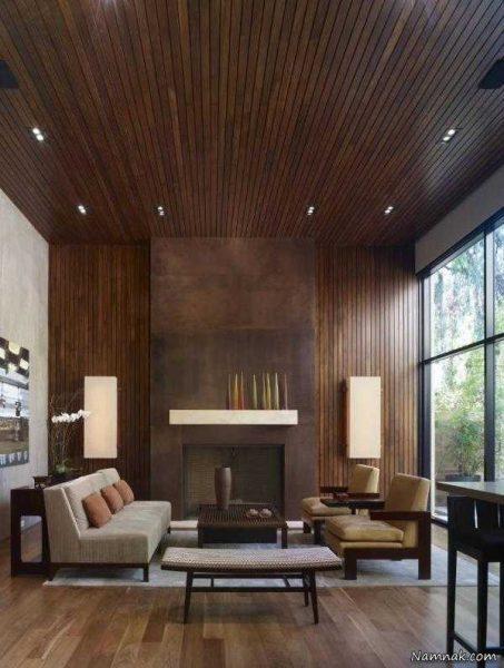 کاربرد و انواع چوب برای دکوراسیون داخلی