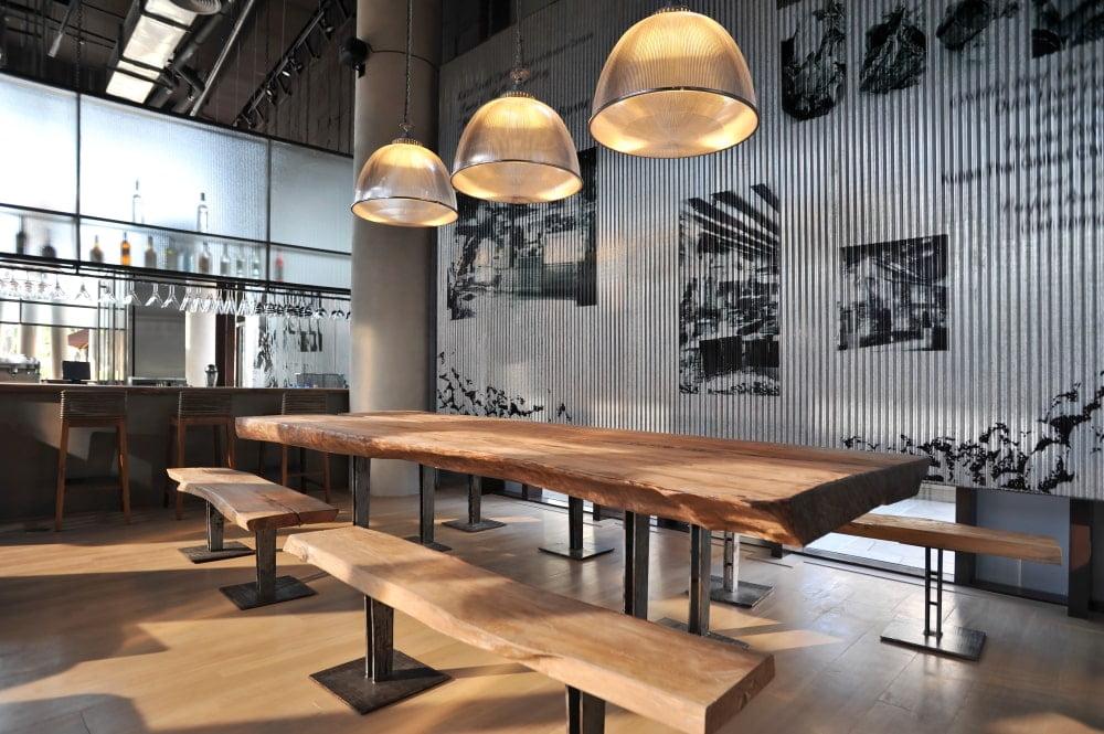 ایده های الهام گرفته از چوب برای دکوراسیون داخلی منزل