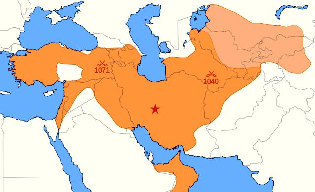 امپراتورى سلجوقى Seljuk Empire
