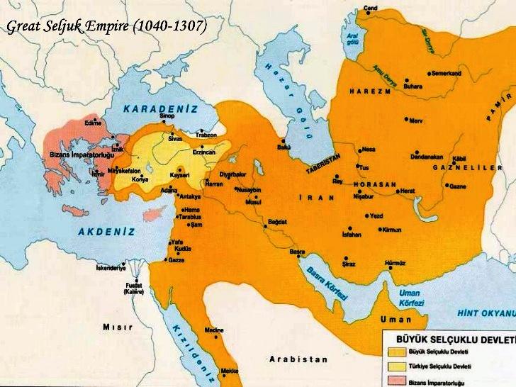 امپراطوری سلجوقی