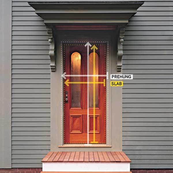 انتخاب و سفارش درب جلوی چوبی