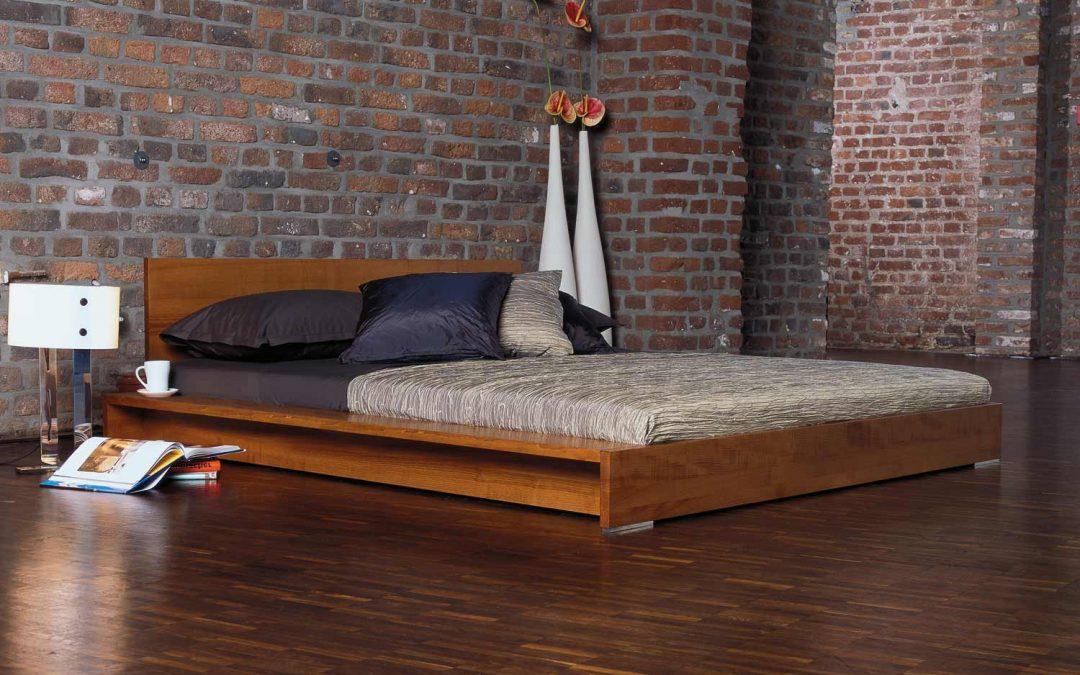 معرفی انوع طراحی تختخواب چوبی برای خانه شما
