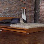 انواع تختخواب چوبی