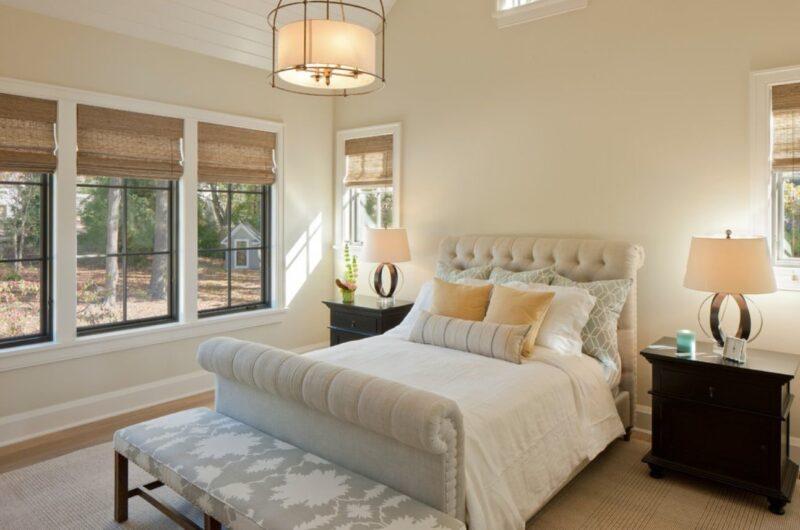 انواع تخت خواب چوبی سورتمه