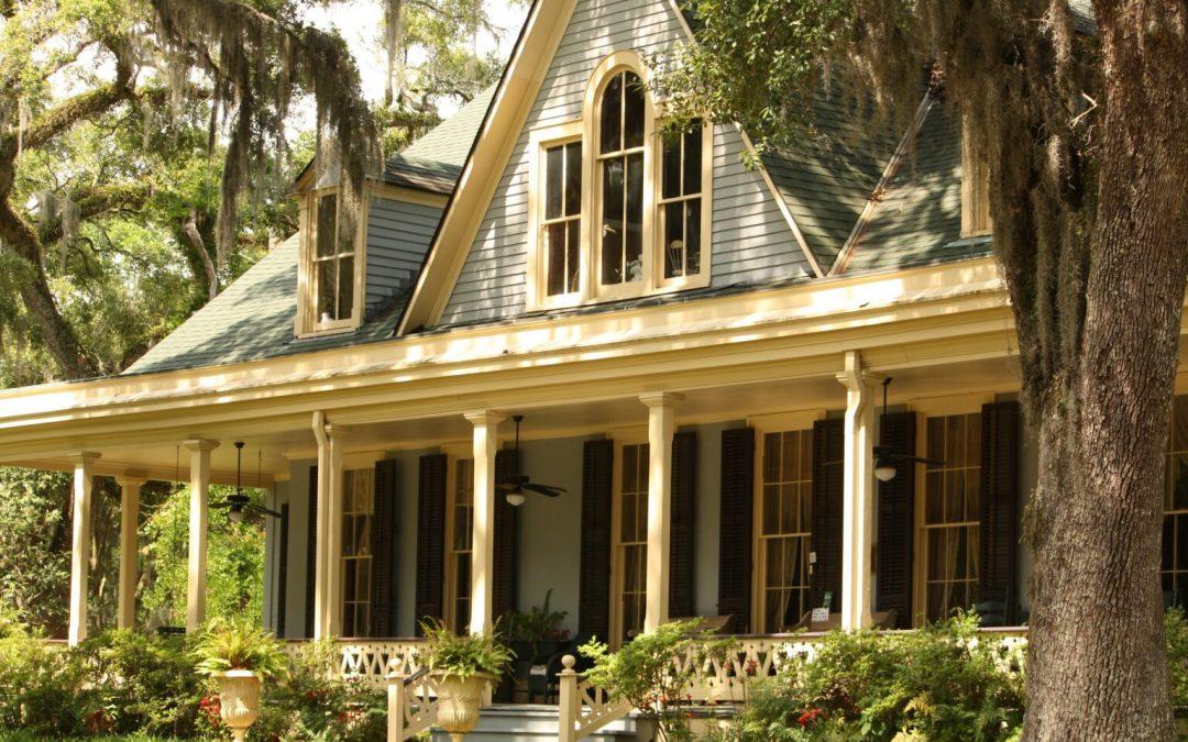 انواع خانه های سبک کلبه
