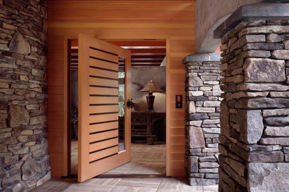 انواع درب برای خانه