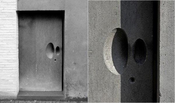 انواع درب ورودی