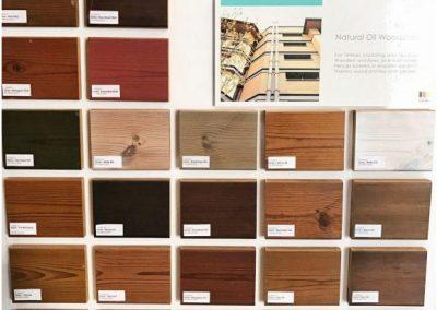 انواع رنگ مخصوص ترمووود , انواع رنگ و چسب های نانو با استاندارد اتحادیه اروپا