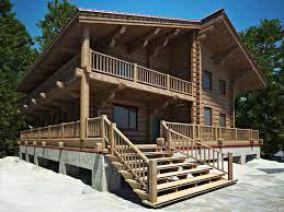 مزایا و معایب چوب برای ساختمان های چوبی