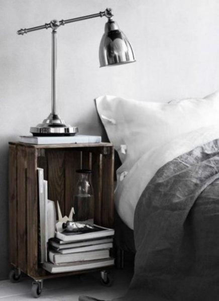 انواع غرفه های کنار تخت