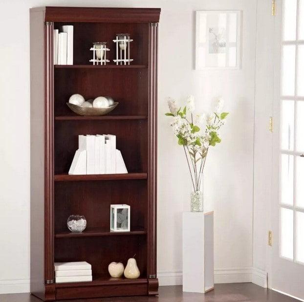 انواع قفسه کتاب
