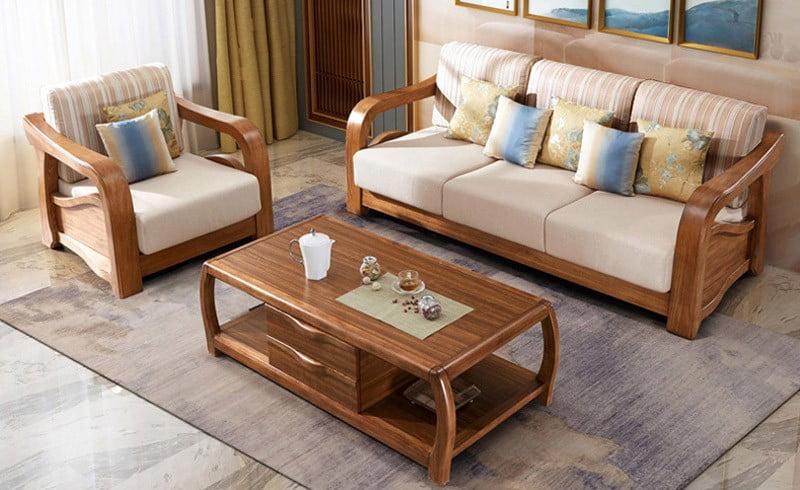 انواع مبلمان چوبی اصلاح شده
