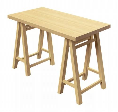 میز ناهارخوری پایه خرک