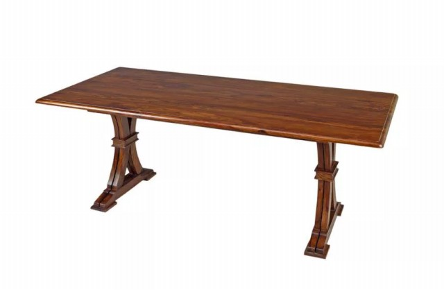 میز میز ناهار خوری پایه دار زیر پا