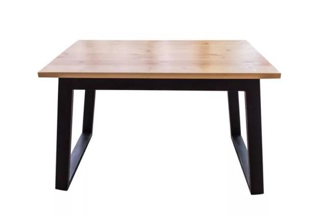 میز ناهار خوری ترکیبی 4 پایه ای.